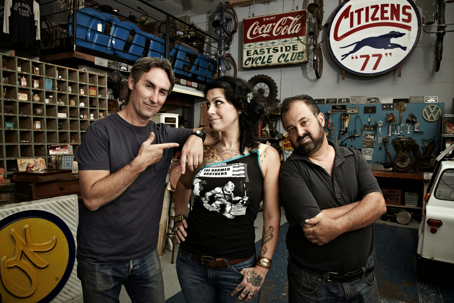 american pickers free