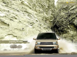Tata Safari Dicor Car