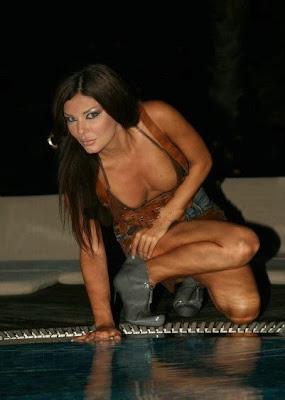 صور اغراء الراقصة جيهان المصرى 2012-2013