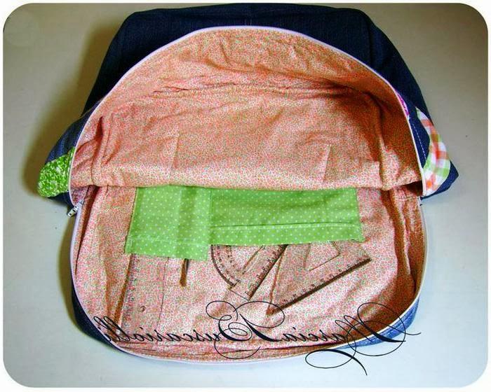 Рюкзак сшить рюкзак самостоятельно 86