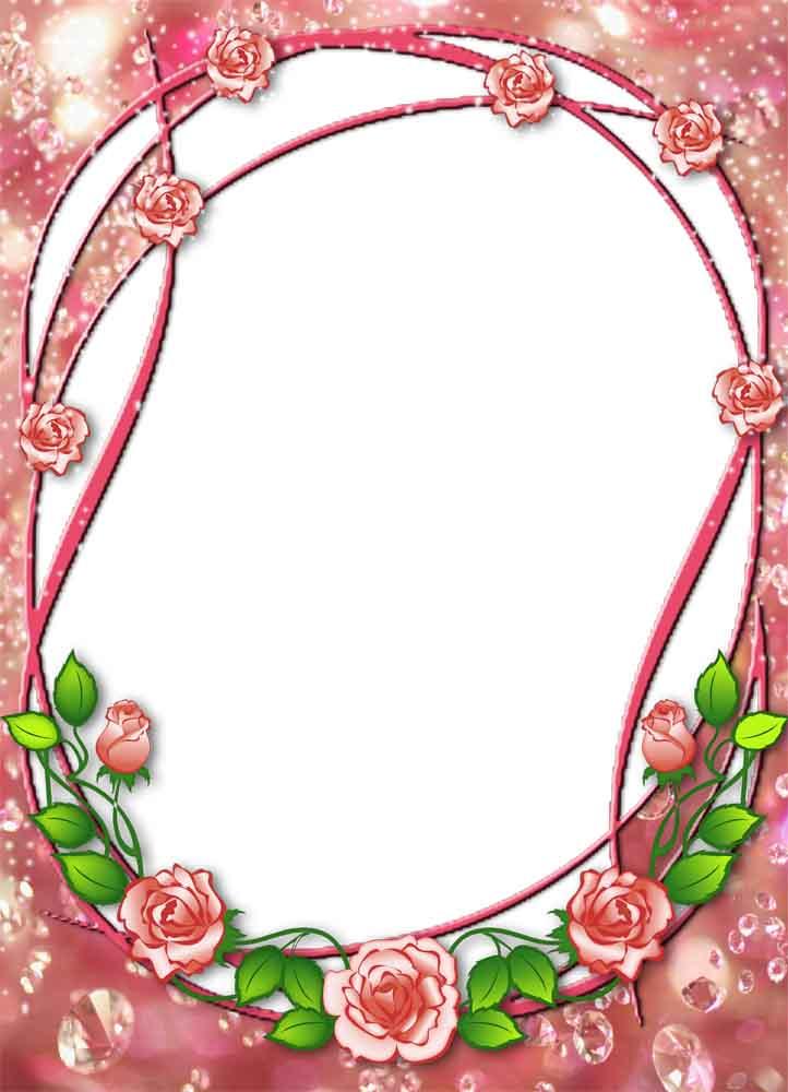 flower frame   frame59