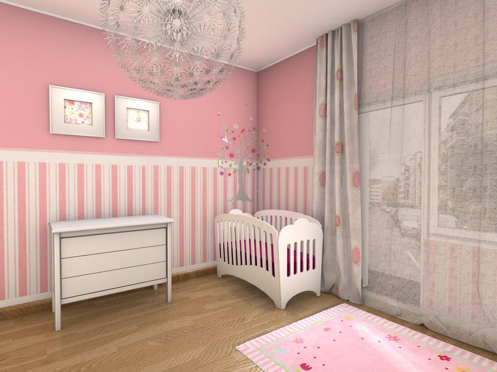 baby mädchen zimmer | adoveweb, Wohnzimmer dekoo