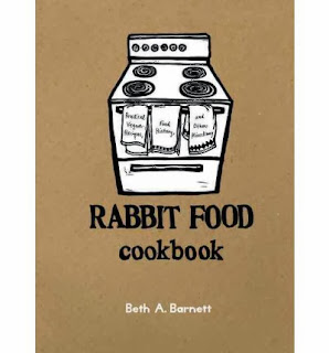 http://www.bookdepository.co.uk/Rabbit-Food-Cookbook-Beth-Barnett/9781570618116