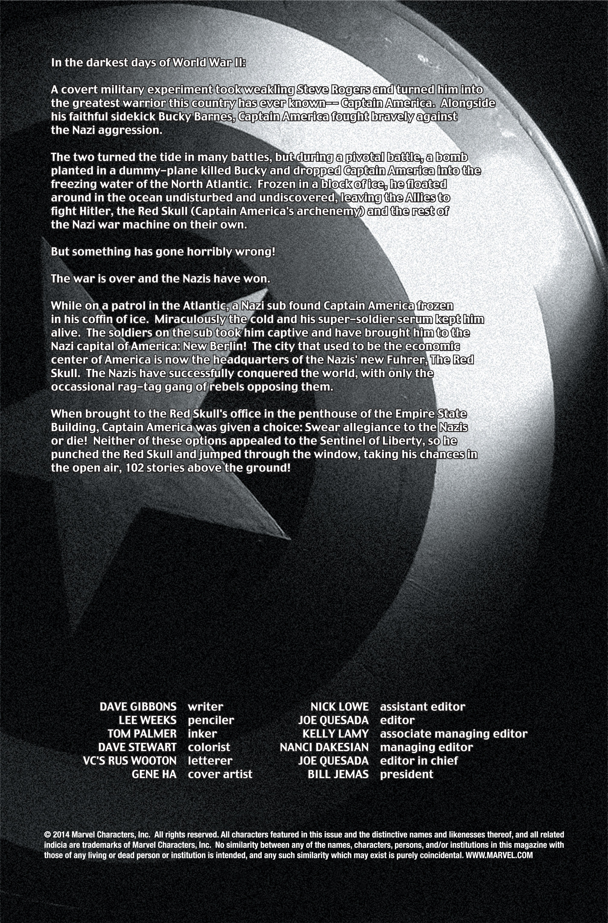 Captain America (2002) Issue #18 #19 - English 2