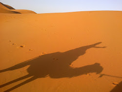 Me in the Sahara