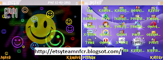 FREE Theme Full Icon Nokia E63,E71 Symbian S60V3rd PART 4