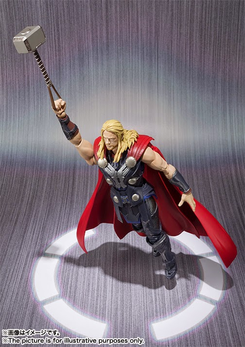 thor action figure the avengers