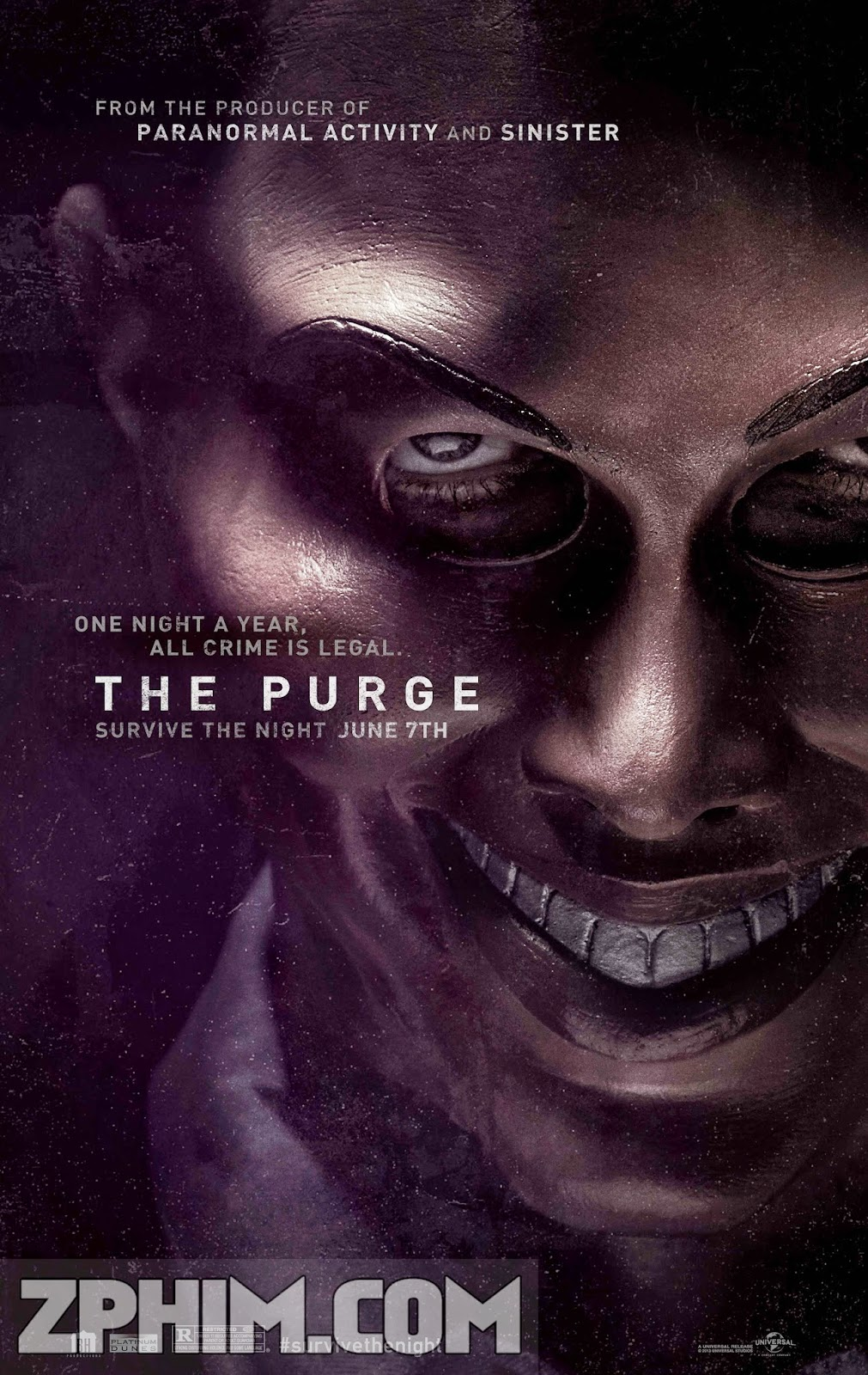 Cuộc Thanh Trừng - The Purge (2013) Poster