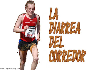 diarrea del corredor