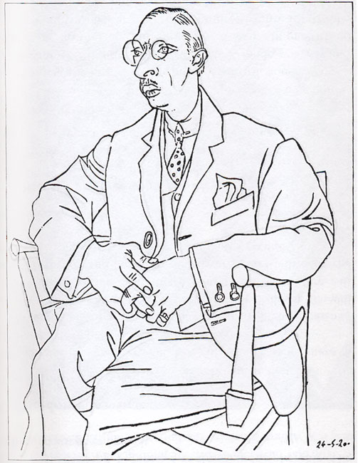 Line Drawing By Famous Artists : Kirstin woody may