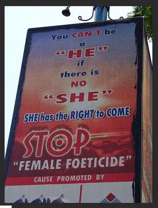 Slogan On Female Foeticide Term Papers