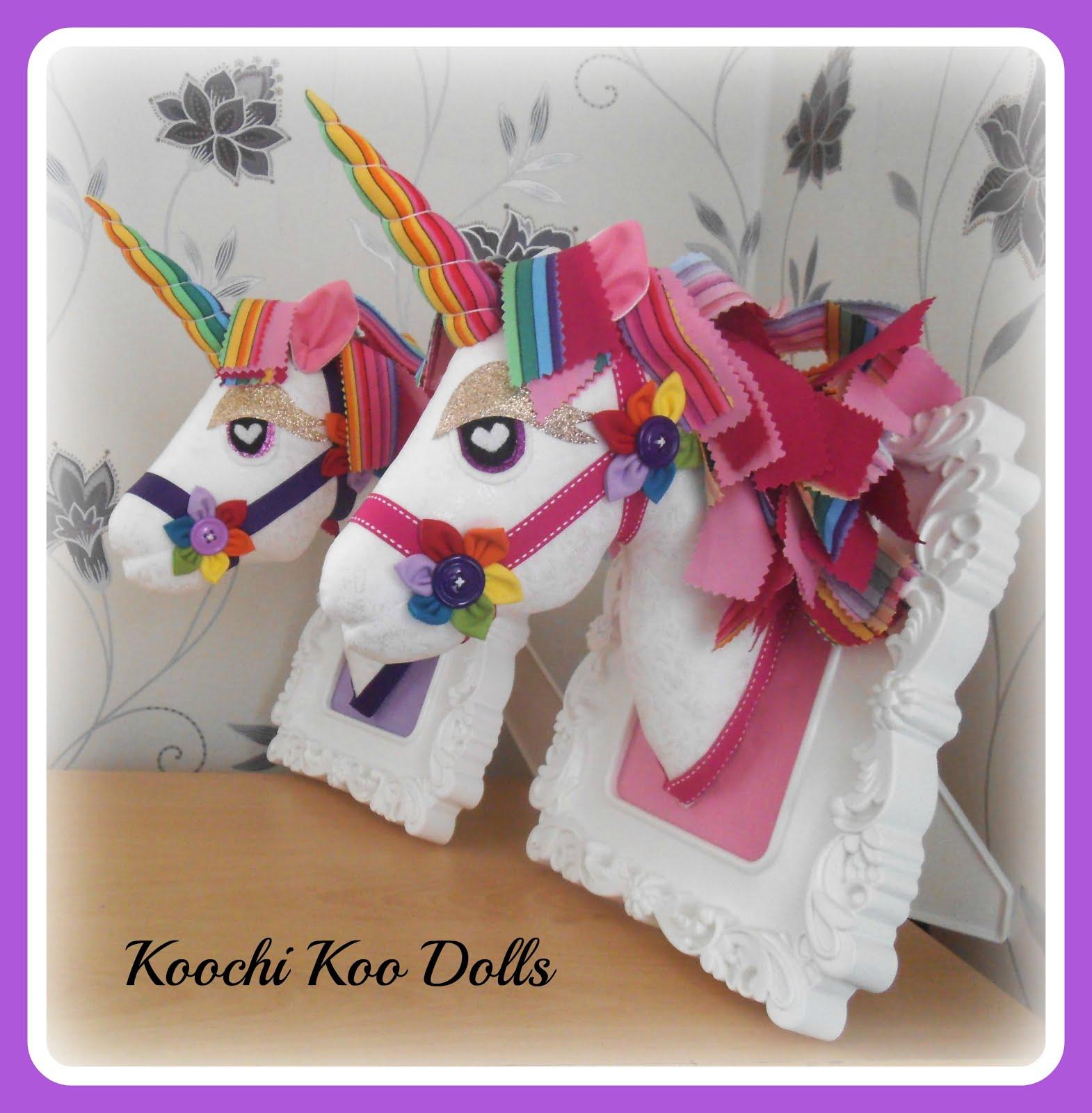 Koochi Koo Dolls