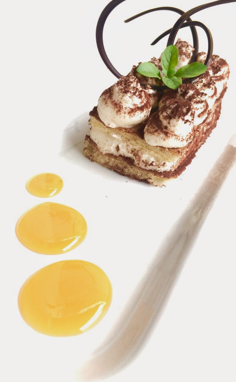 Tiramisú de Rey Silo - Restaurante Quince Nudos, #EspirituGastro