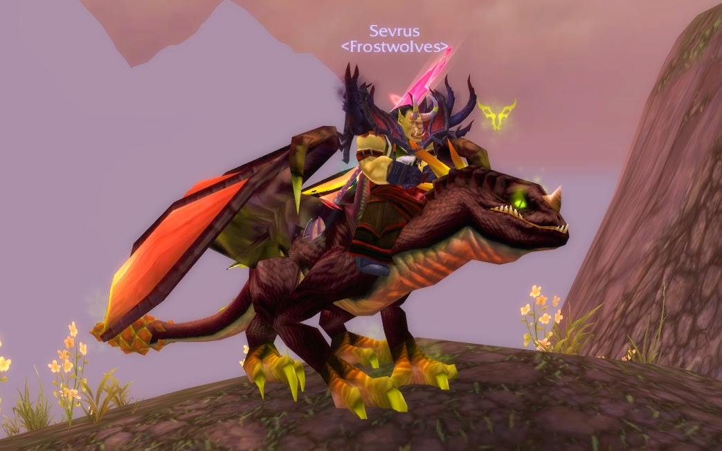 how to get the feldrake mount wow