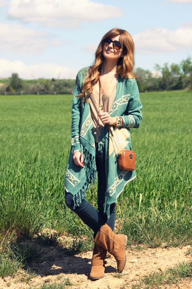 Outfit del d a look para el campo - Como vallar un campo ...