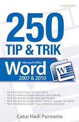 250 Tip & Trik Microsoft Office Word 2007 & 2010