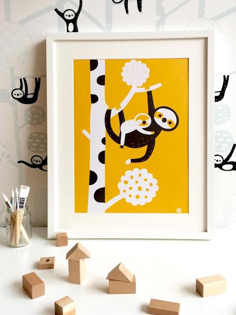 http://www.boraillustraties.nl/shop/wonen/behang.html