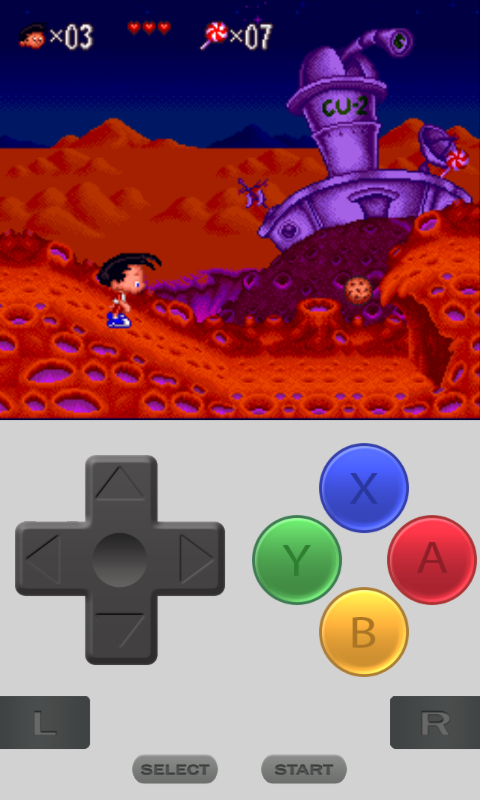 Bobby's World Nintendo game for Windows Phone 8