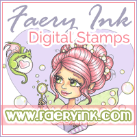 Fairy Ink Stamp