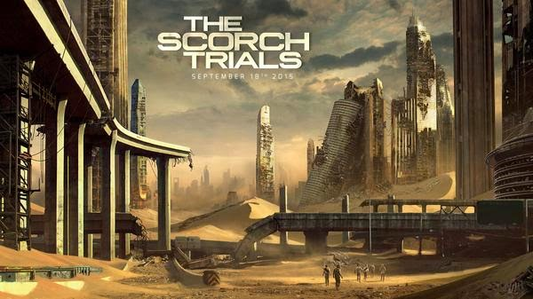 Download Film The Maze Runner Chapter II: The Scorch Trials (2015) Bluray Subtitle Indonesia