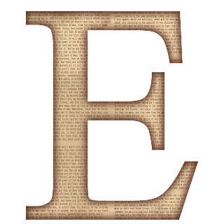 Lowercase bubble letter L pattern Use the printable