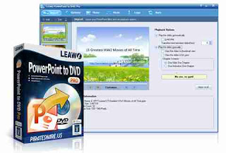 Leawo PowerPoint to DVD Pro v4.5.0.210 with Key