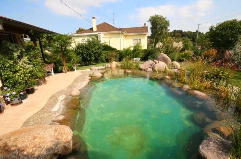 Matin lumineux piscines naturelles for Construire une cave naturelle