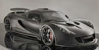 Hennessey Venom GT Spyder car