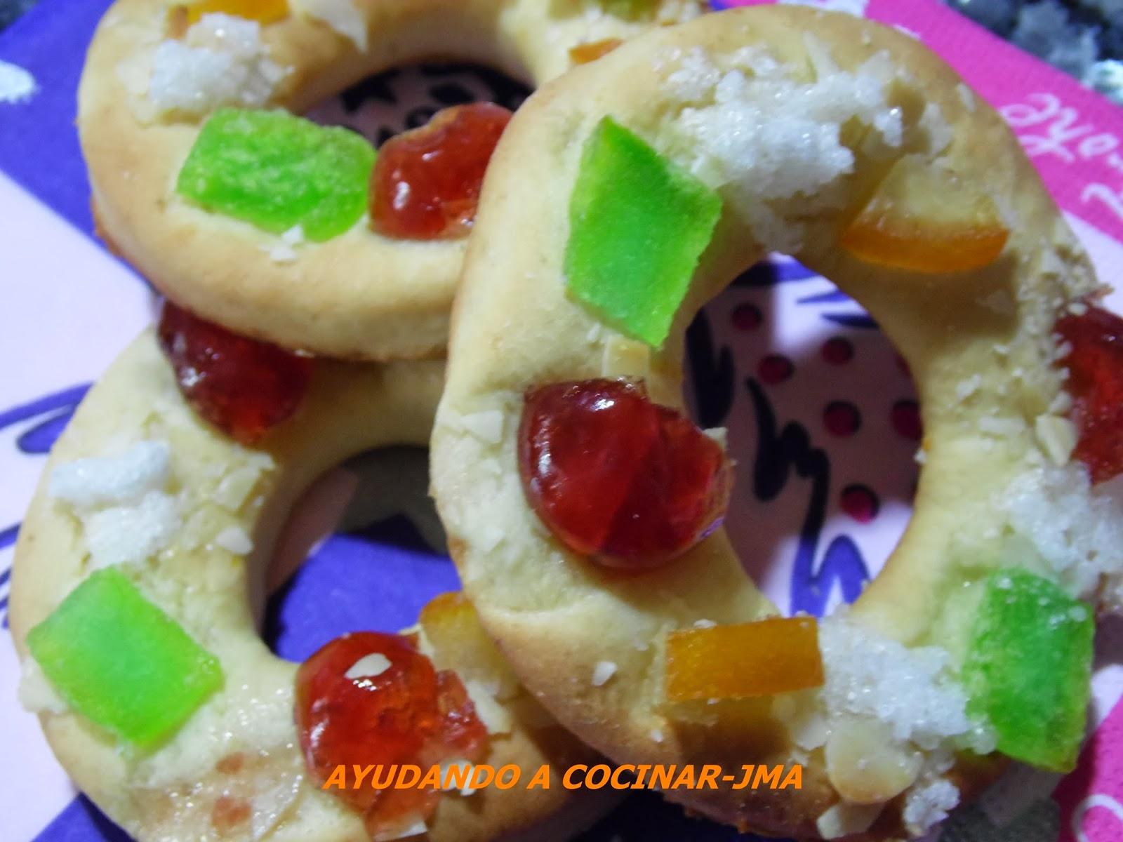 Rosquitos De Reyes En Menos De Dos Horas