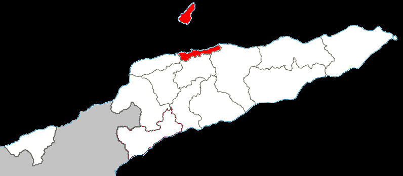 http://en.wikipedia.org/wiki/Districts_of_East_Timor