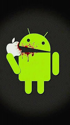 Apple get eaten by Android