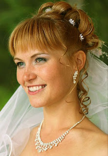 Latest Wedding Hairstyles 2012