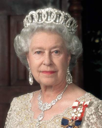 Queen Elizabeth II : Here and Hair for Sixty Years
