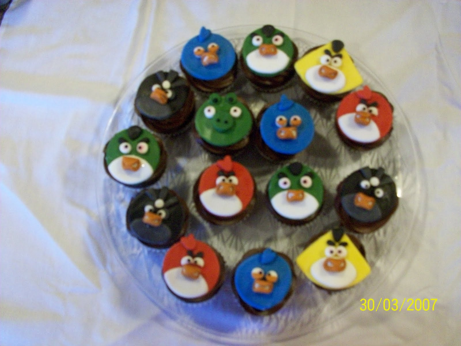 Angry Birds-- this is my favorite so far