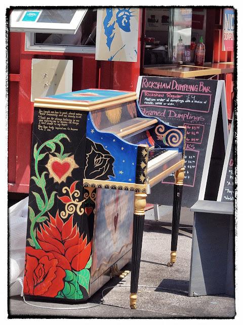 #SFHPianos, Times Square Piano, 2013 #maxinenienow