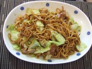 Yakisoba (焼きそば) Japanese Fried Noodles