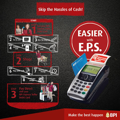 BPI Express Teller Debit (ATM) Cards