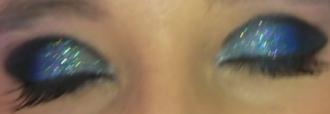 Make up Feita por mim: