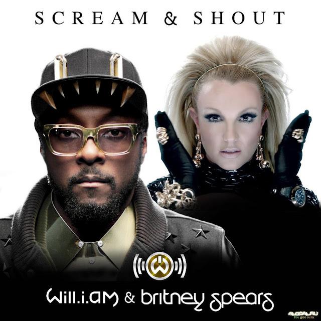 Copertina Will.i.am ft Britney Spears - Scream & Shout