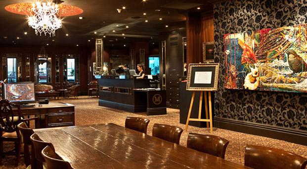 Five Star Hotels Museum Art Hotel NEW ZEALAND
