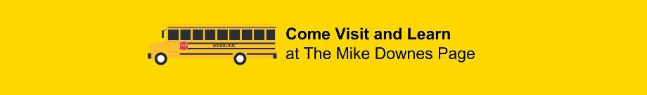 mike downes - come visit and learn at the mike downes page