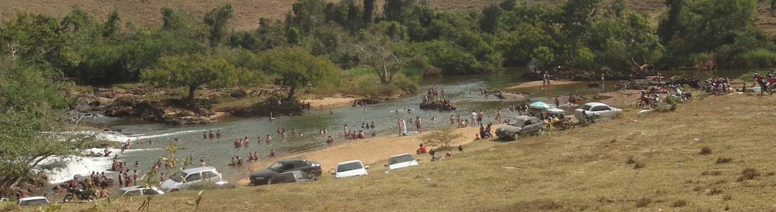 A praia do Itabapoana