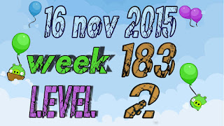 Angry Birds Friends Tournament level 2 Week 183