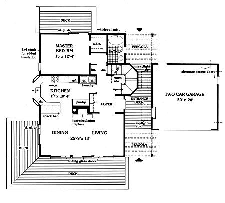 Planos casas modernas planos de casas de 100 metros cuadrados - Planos de casas de 100 metros cuadrados ...