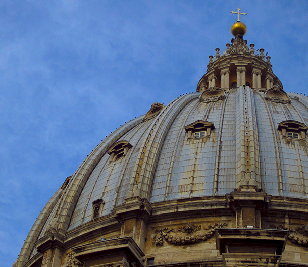 """The Vatican is a national state, officially known as """"The Holy See."""" It has representation in the United Nations. (Credit: Doug88888; Creative Commons Flickr) Click to enlarge."""