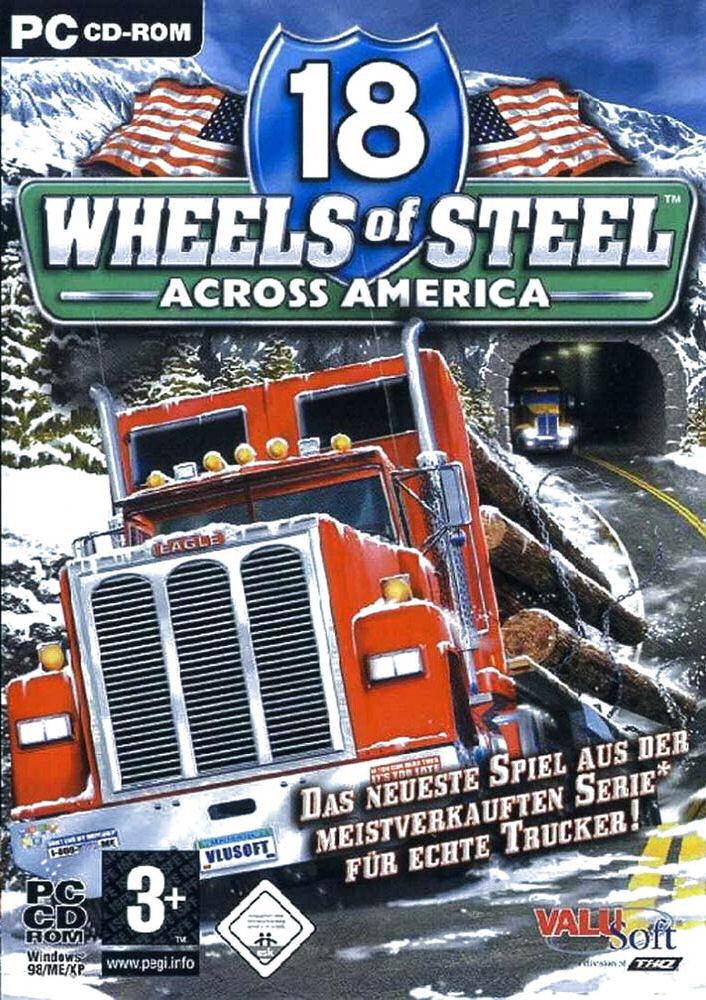 18 wheel steel: