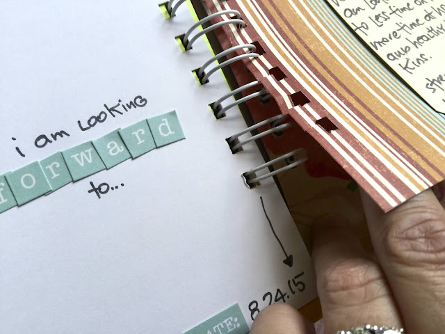#tutorial #Bind It All # journal #lists
