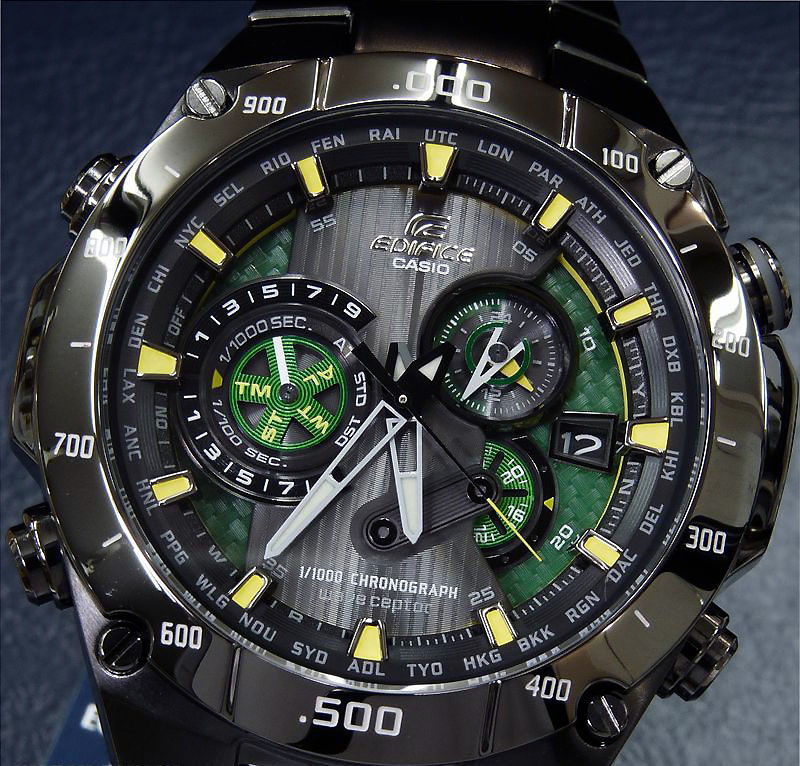 casio edifice instructions manual