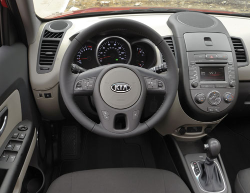 YOUTH MECHANICS  2013 KIA SOUL  TECHNICAL SPECIFICATIONS
