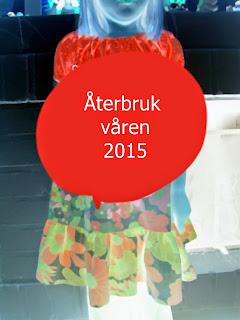 Återbruksutmaning 2015